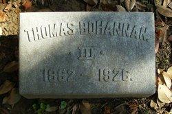 Thomas Bohannan, III