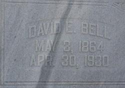 """David Ephram """"Sonny"""" Bell"""