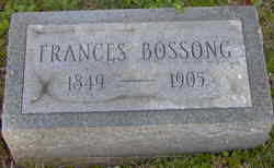 Frances Bossong