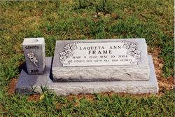 Laqueta Ann <I>Frame</I> Nixon