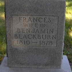 Frances Blackburn