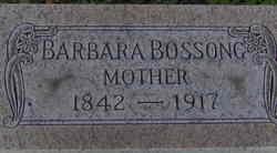 Barbara Bossong