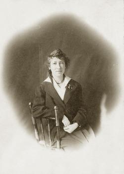 Mary Anna <I>Barton</I> Elliot