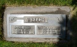 Matilda <I>Graham</I> Welch
