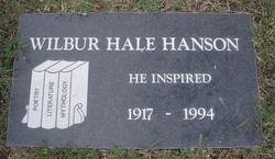 Wilbur Hale Hanson