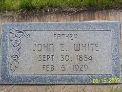 John Elber White