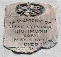 Jane Sylvinia Richmond