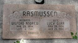 Wilford Andrew Rasmussen