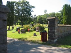 Foster Road Cemetery