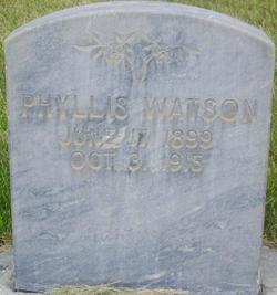 Phyllis Chloe Watson
