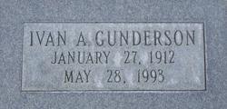 Ivan A Gunderson