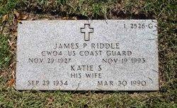 James Patrick Riddle