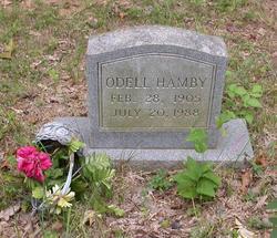 Odell <I>Hammond</I> Hamby