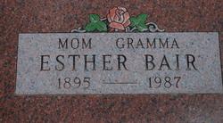 Esther R Bair