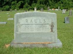 Mrs Alice <I>(Samsane ?)</I> Rauls