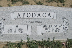 J.M, Apodaca