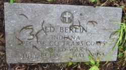 Ed Berlin