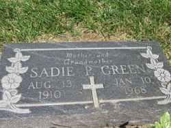 Sadie P. Green