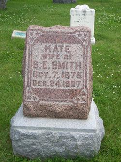 Katie <I>Schrock</I> Smith
