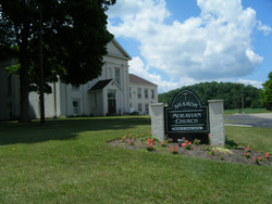 Sharon Moravian Cemetery