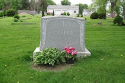 """Mary Jennie """"Minnie"""" <I>Gilbert</I> Casper"""