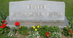 Effie May <I>Irwin</I> Boyer