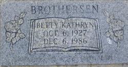 Betty Kathryn Brotherson