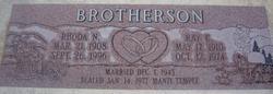 Rhoda N Brotherson