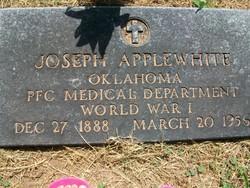 Joseph James Applewhite