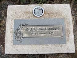 Amelia <I>Thaut</I> Donner
