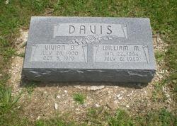 """William Madison """"Snap"""" Davis"""