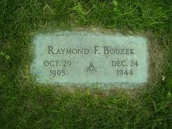 Raymond Frank Bouzek