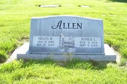Helen <I>Roper</I> Allen