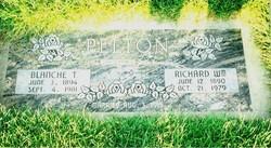 Mary Blanche <I>Thompson</I> Pelton
