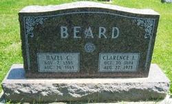 Hazel C <I>Troxel</I> Beard