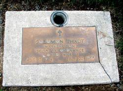 Solomon Thaut