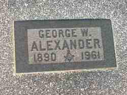 George W. Alexander