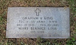 Graham B King