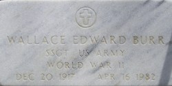 Wallace Edward Burr