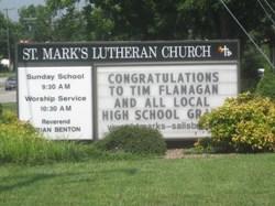 Saint Marks Lutheran Church Cemetery