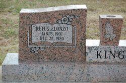 Rufus Elizondo King, Sr