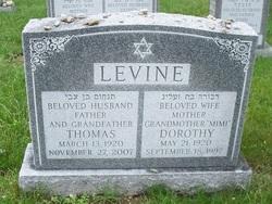 Thomas Levine