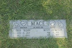 "Fred Alexander ""Buddy"" Mace, Jr"