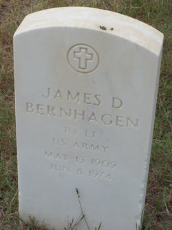 James D Bernhagen