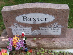 Brenda <I>Schmelz</I> Baxter