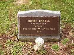 Henry Baxter