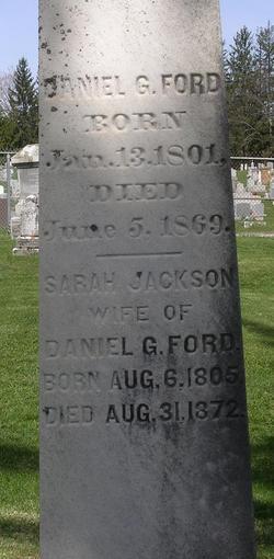 Daniel G. Ford