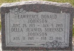 Lawrence Donald Johnson