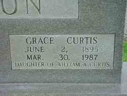 Grace <I>Curtis</I> Mason