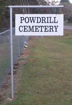 Powdrill Cemetery